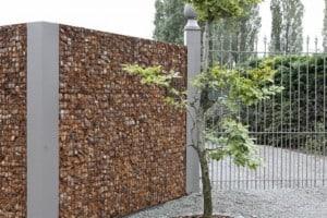 Soorten tuinafsluitingen mogelijkheden voordelen prijs for Moderne afsluiting tuin