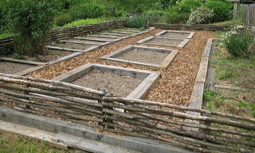 Functies van een tuinafsluiting