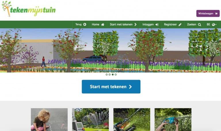 Gratis tuinplan maken